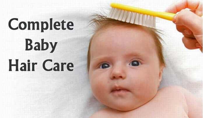 Baby Hair Care