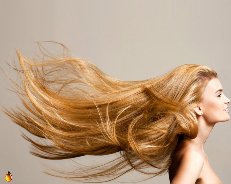 Vitamin E hair benefits