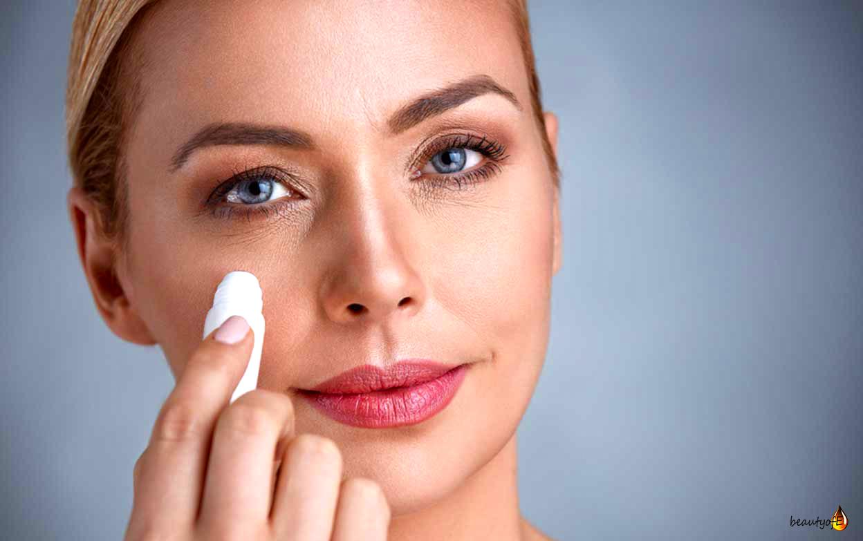 Vitamin E oil dark circles treatment
