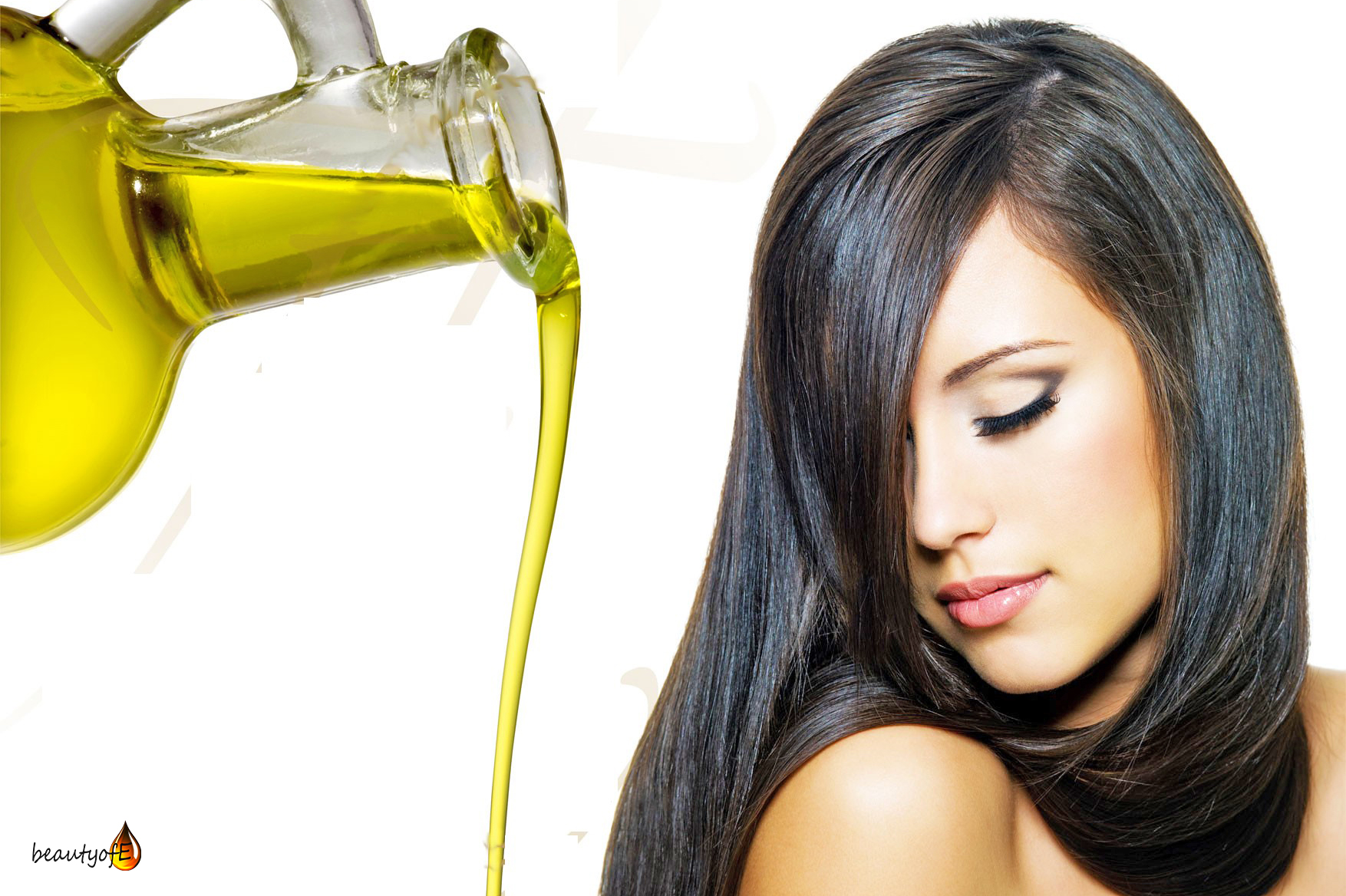 Vitamin E oil for hair